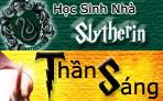 Thần Sáng - Nhà Slytherin