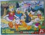 Les puzzles 80's de D.A, séries ou de  gamme de jouets.... Th_Donald02