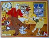 Les puzzles 80's de D.A, séries ou de  gamme de jouets.... - Page 2 Th_Heidi