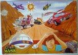 Les puzzles 80's de D.A, séries ou de  gamme de jouets.... - Page 2 Th_MASK01
