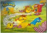 Les puzzles 80's de D.A, séries ou de  gamme de jouets.... - Page 2 Th_Pacman02