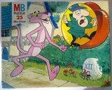 Les puzzles 80's de D.A, séries ou de  gamme de jouets.... - Page 2 Th_Panthererose