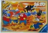 Les puzzles 80's de D.A, séries ou de  gamme de jouets.... Th_Picsou01