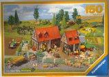 Les puzzles 80's de D.A, séries ou de  gamme de jouets.... - Page 2 Th_Playmobil