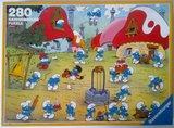 Les puzzles 80's de D.A, séries ou de  gamme de jouets.... Th_Schtroumpfs01