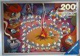 Les puzzles 80's de D.A, séries ou de  gamme de jouets.... Th_Schtroumpfs03