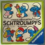 Les puzzles 80's de D.A, séries ou de  gamme de jouets.... - Page 2 Th_Schtroumpfs05