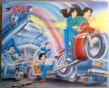 Les puzzles 80's de D.A, séries ou de  gamme de jouets.... Th_Catseyes