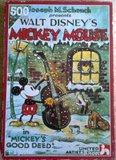 Les puzzles 80's de D.A, séries ou de  gamme de jouets.... Th_Mickey