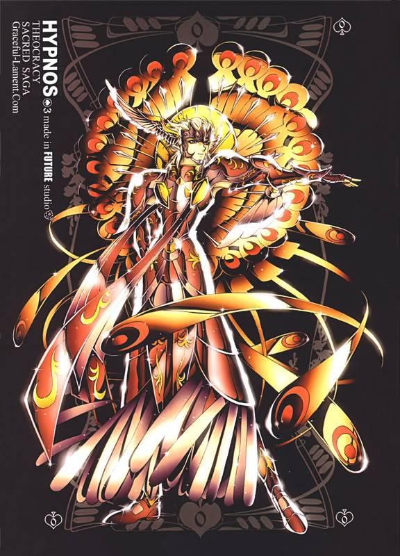 [Bàn Luận] Thần thoại Hy Lạp manga hoá ! [Hình die] Saint_Seiya