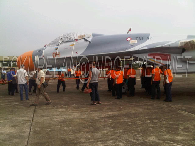 Russia - Indonesia arms contracts KedatanganSKM2