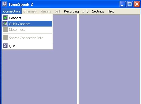 Guia rápida de como instalar y usar Team Speak (TS) 33333333