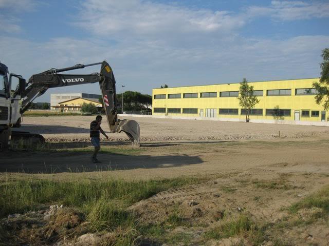 Construction d'un complexe de 12000m² dédié aux Rc en Italie 28733_park