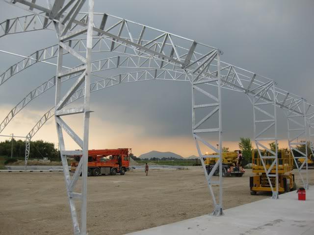 Construction d'un complexe de 12000m² dédié aux Rc en Italie Img4272j