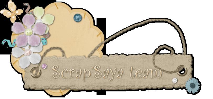 Scrap'Saya Team