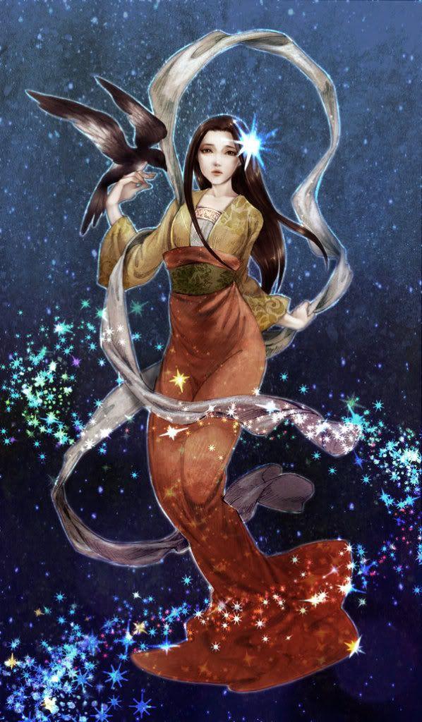 Kumiko Kuga  Capitana del 4º escuadron Orihime_by_jurithedreamer
