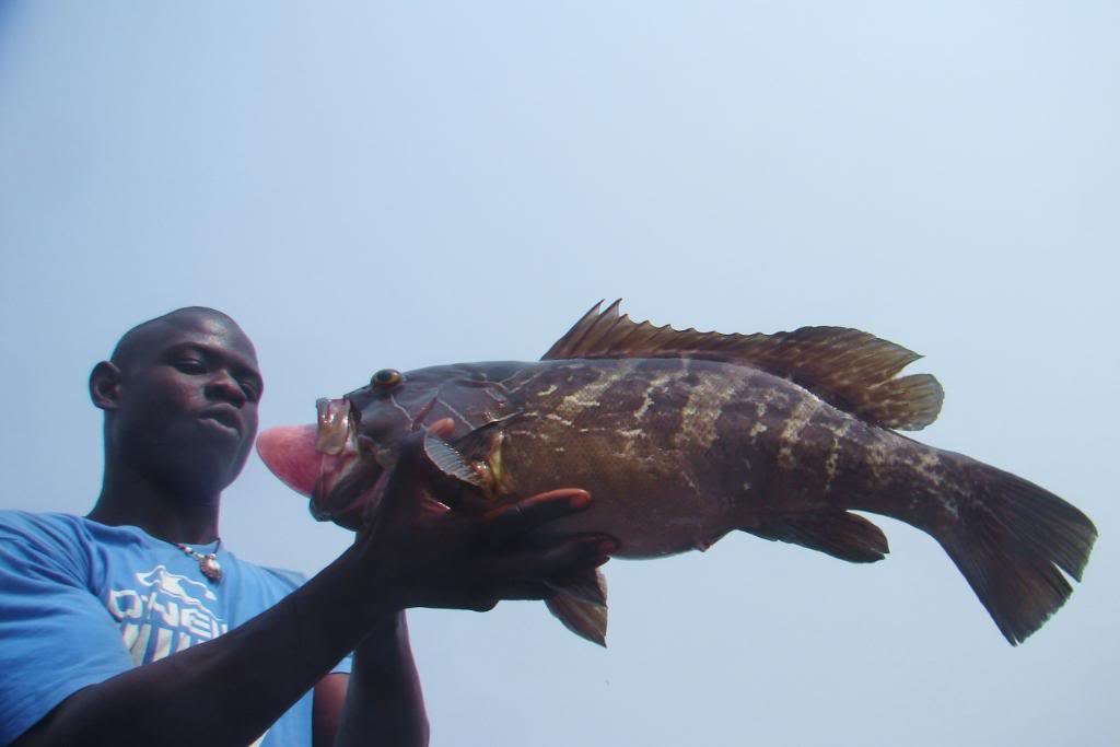 Pesca Deportiva en Ghana 010-9