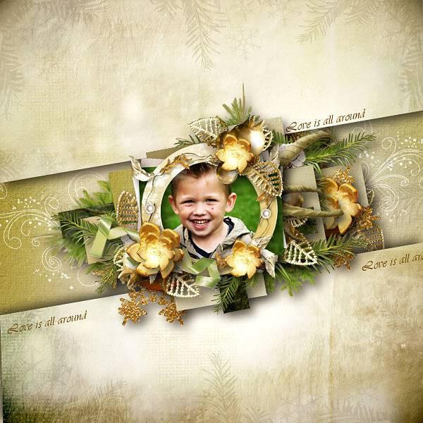 Christmas steps 4. - December 1th- Shabby Pickle Designs Tinci_ChristmasstepsandGoldenSunChristmasTrailer
