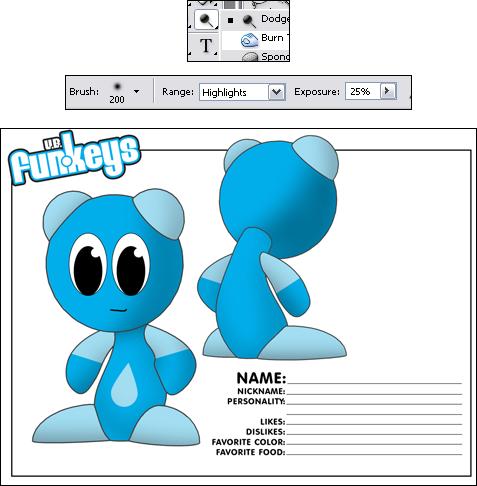 MF Forum Help - Make your own Funkey! Step13