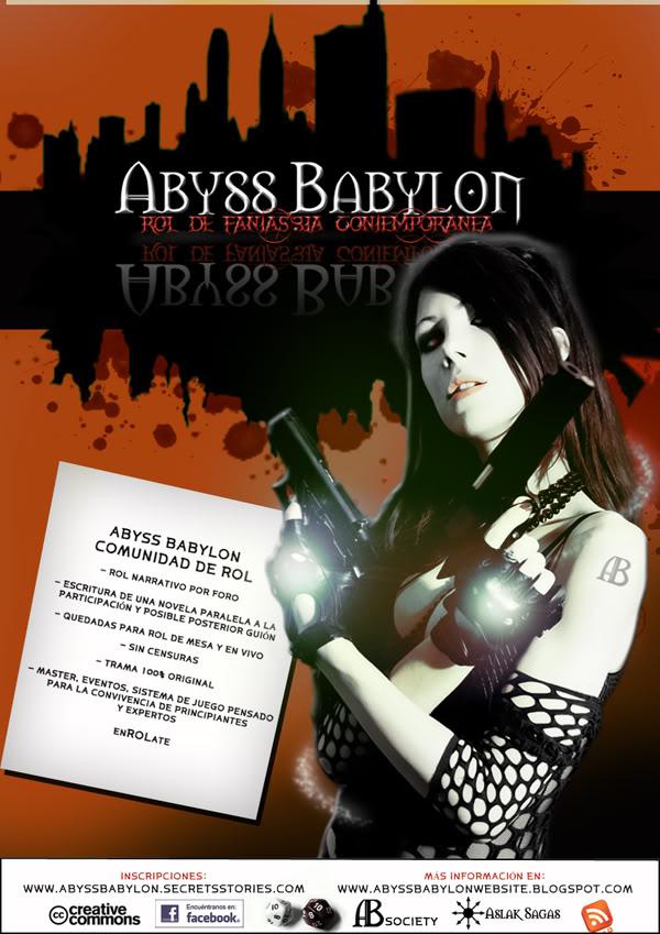 Abyss Babylon (Elite) L-30