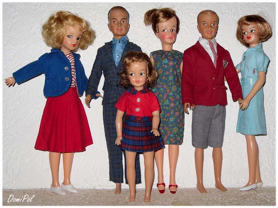 Tammy family d'Idéal toys_USA TammyFamilly01