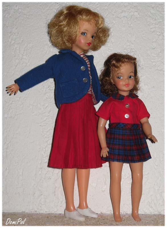 Tammy family d'Idéal toys_USA TammyFamilly_TammyPeppergotoscholl