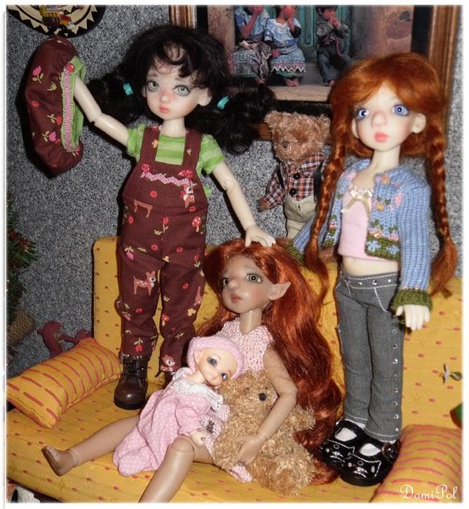 Millie, Cinnamon, Tillie, Lillie, Sage et Nutmeg, de DomiPol  - Page 2 0000