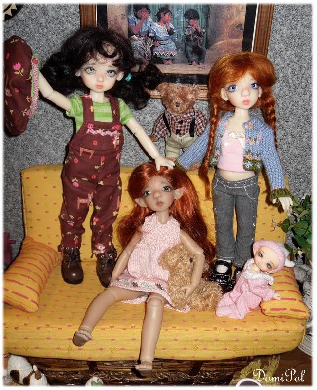 Millie, Cinnamon, Tillie, Lillie, Sage et Nutmeg, de DomiPol  - Page 2 01
