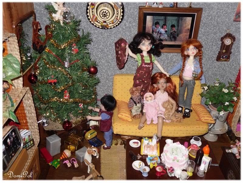 Millie, Cinnamon, Tillie, Lillie, Sage et Nutmeg, de DomiPol  - Page 2 02