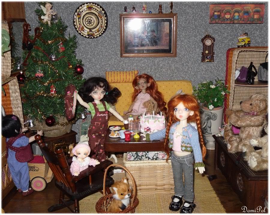 Millie, Cinnamon, Tillie, Lillie, Sage et Nutmeg, de DomiPol  - Page 2 07