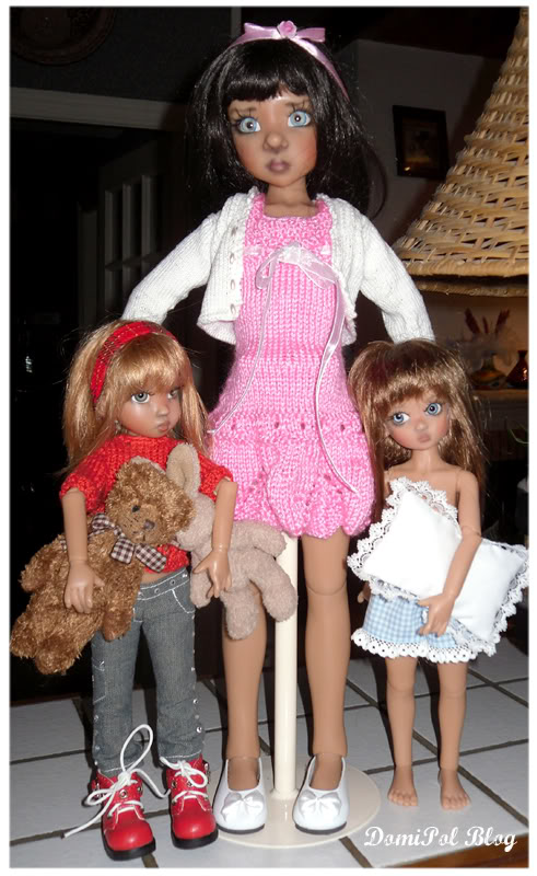 Lillie Cream Elf et toutes ses soeurs LillieTanElfTillietanNyssatanelf01
