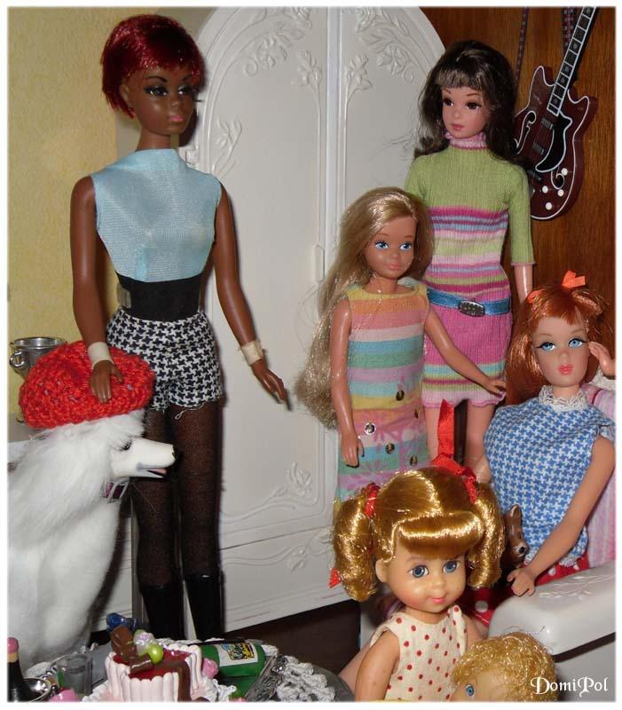 Mes Barbies & autres vintages de la famille! - Page 2 TwistnTurnJuliaDoll196900