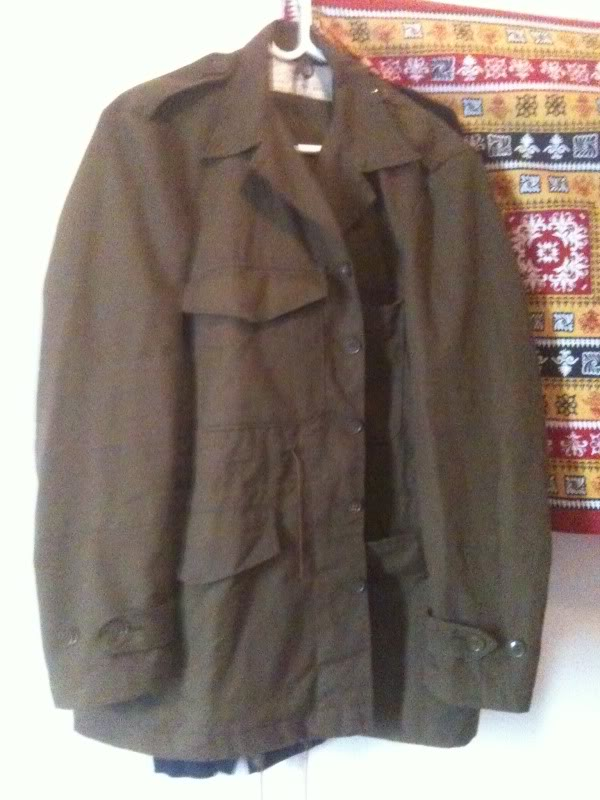 Saffie field jacket? 105b59f6