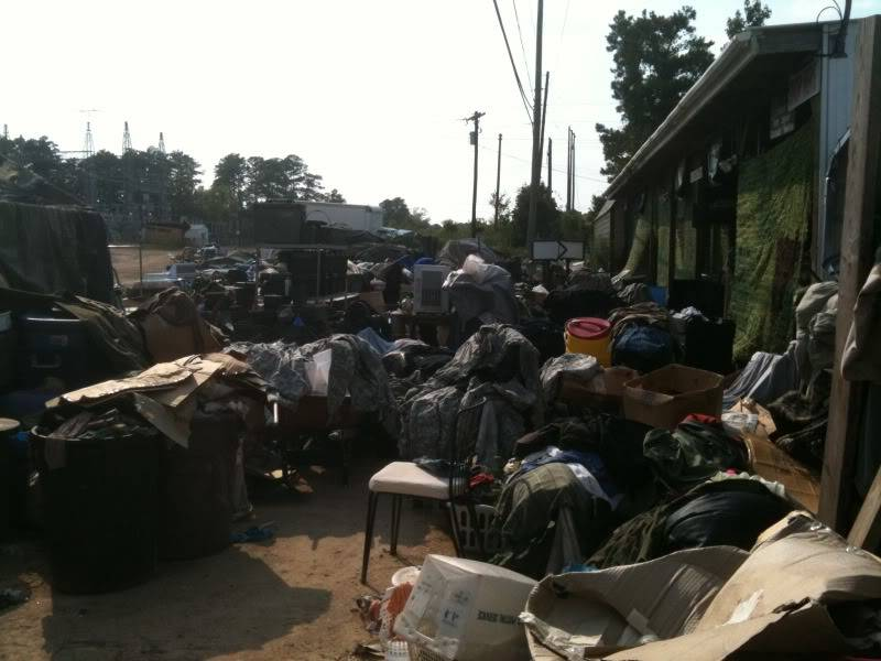 Want to cry? Look here at piles upon piles of modern surplus going to waste.. 44e09a5c