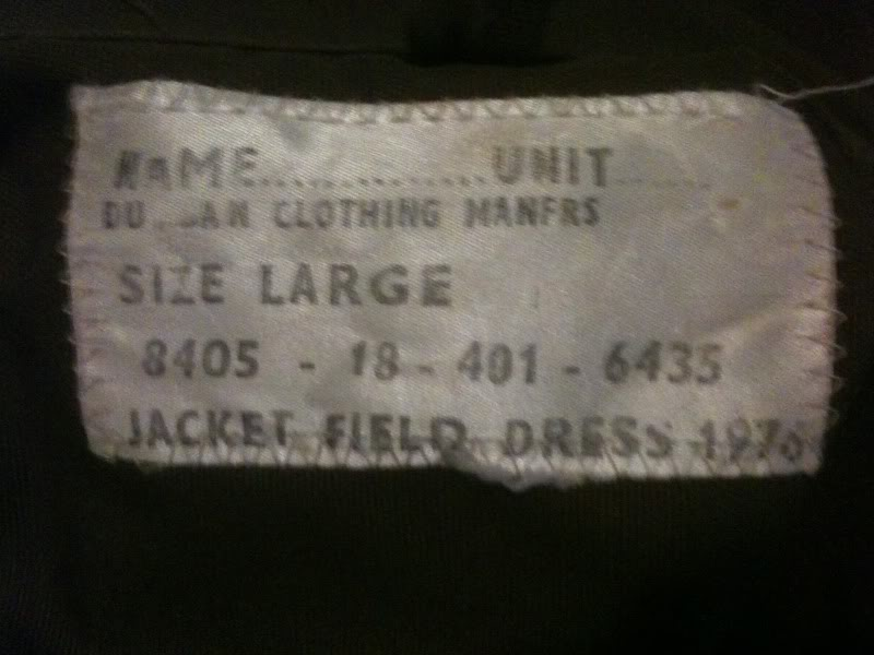Saffie field jacket? 61b8dee4