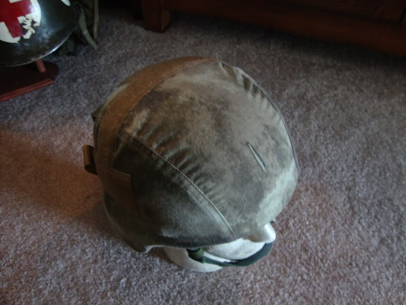 A-Tacs helmet cover. Just because I can.. 515cba3e