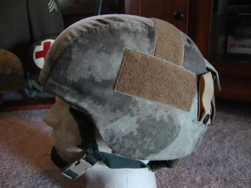 A-Tacs helmet cover. Just because I can.. 528bd89b
