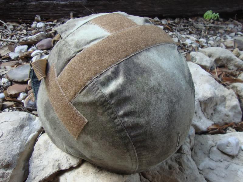 A-Tacs helmet cover. Just because I can.. 7c5d99cd