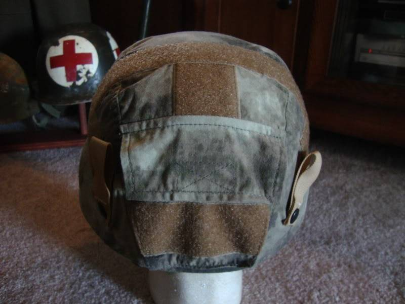 A-Tacs helmet cover. Just because I can.. 83794f8e
