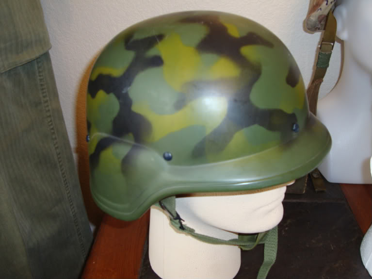 Helmet used by Special Police Commando's DSC00562