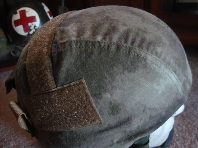 A-Tacs helmet cover. Just because I can.. Ea4503f7