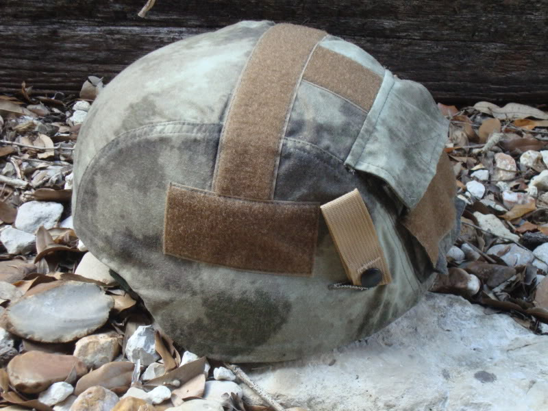 A-Tacs helmet cover. Just because I can.. Ebb15c79