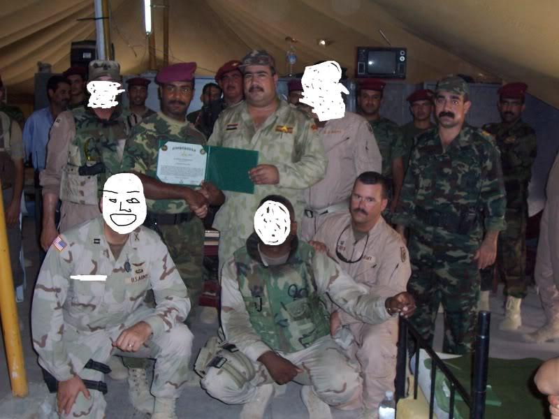 Iraqi Airborne Uniform ~ Chocholate Chip Uniform 05Aug008a