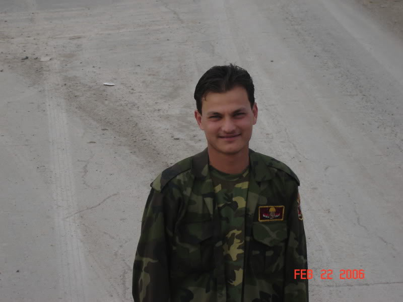 Iraqi Airborne Uniform ~ Chocholate Chip Uniform 1297c0dc