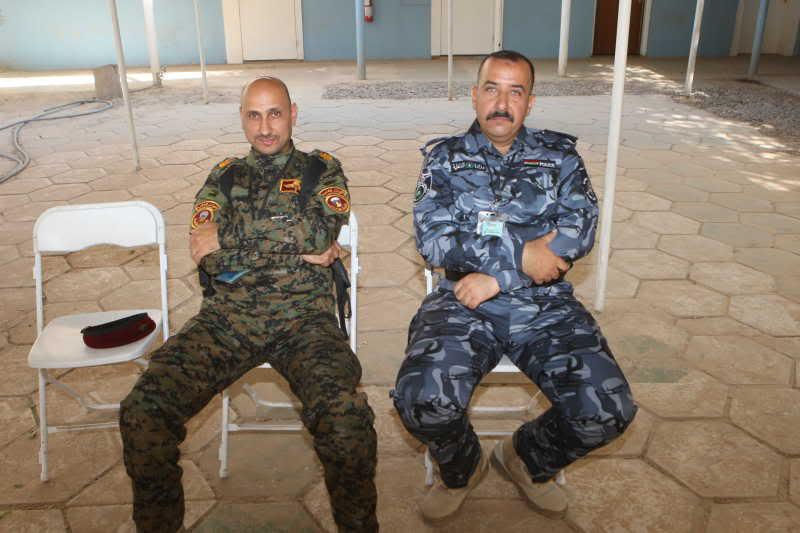 Iraqi Airborne Uniform ~ Chocholate Chip Uniform 552725f9