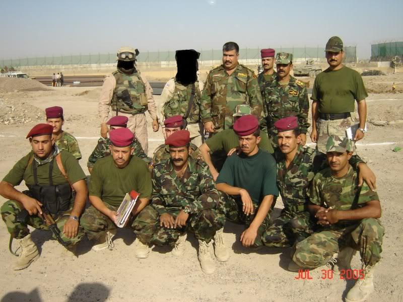 Iraqi Airborne Uniform ~ Chocholate Chip Uniform Bfa4d783