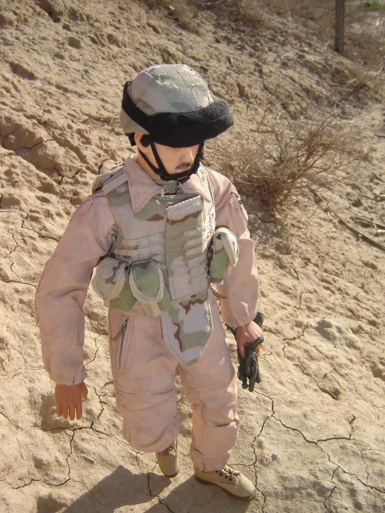 Desert Storm & OIF 1:6 scale mandollies DSC05442