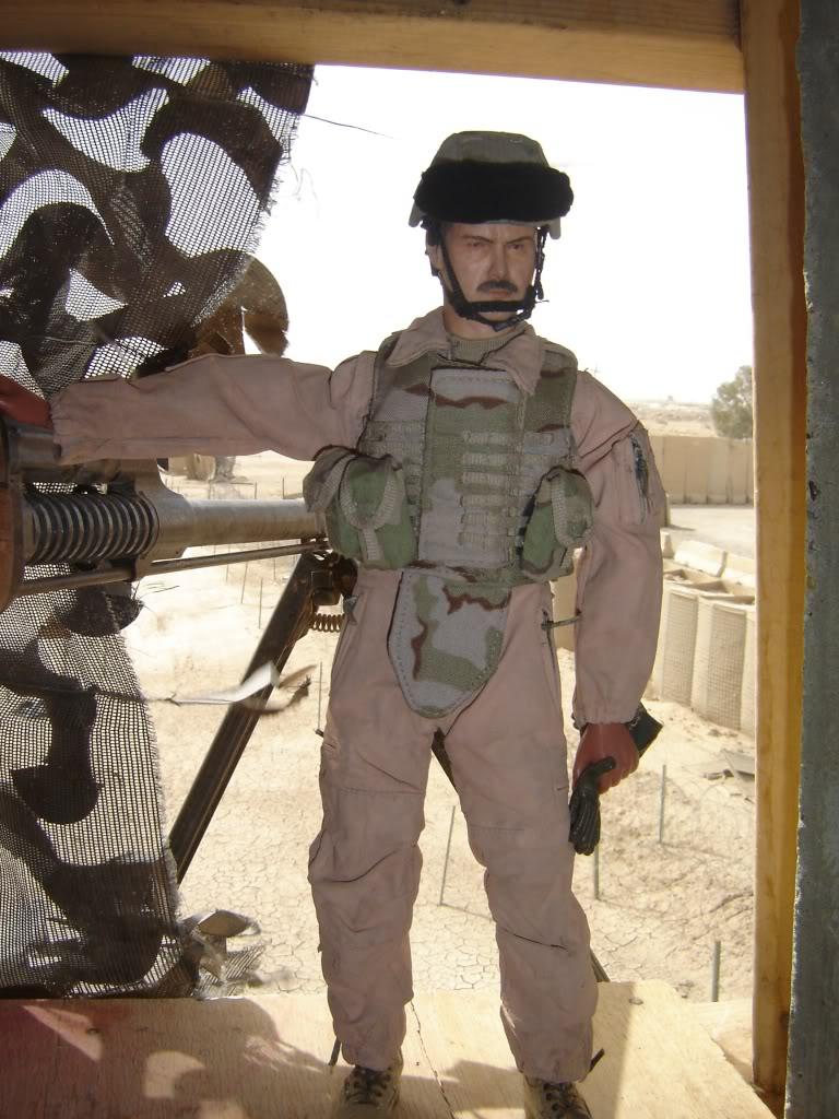 Desert Storm & OIF 1:6 scale mandollies Br