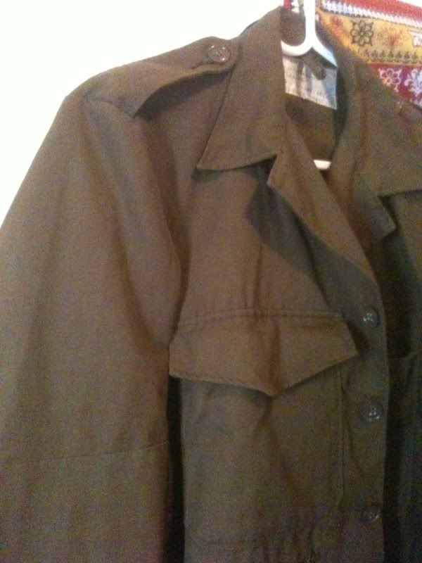 Saffie field jacket? Fe9928c5