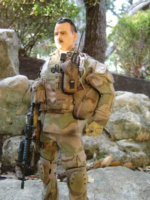 Desert Storm & OIF 1:6 scale mandollies Me5